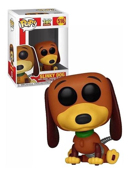 Funko Pop Disney Toy Story 4 Slinky Dog # 516 Original