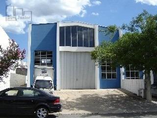 Galpão Comercial Para Locação, Jardim Nova Manchester, Sorocaba - Ga0035. - Ga0035