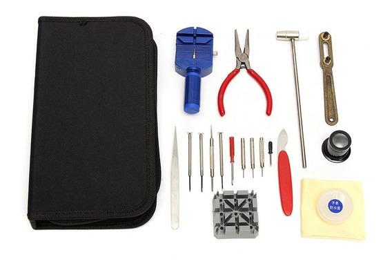 Yd003 19 En 1 Reloj Herramienta De Reparación Kit De Banda D