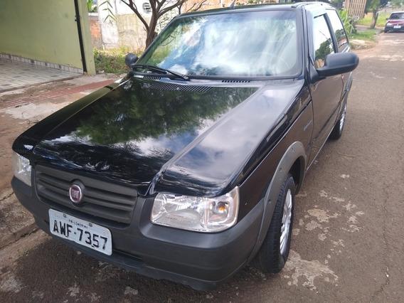 Fiat Mille Way Economy 2 Portas