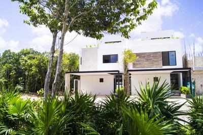 Casa En Venta Aqua Cancún