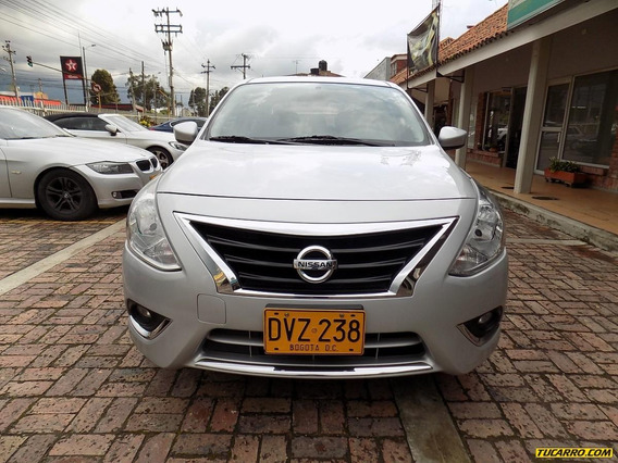 Nissan Versa Advance 1.6 Mt Aa