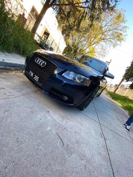 Audi A3 3.2 V6 Quattro 2007