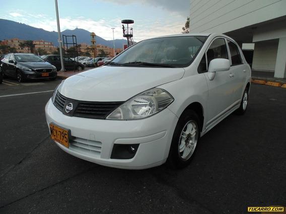 Nissan Tiida 1.8 Mt