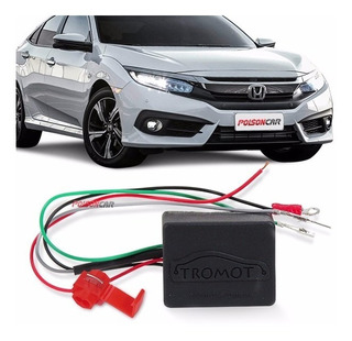 Desbloqueio Video Honda Civic 17 18 Hdmi Usb Multimidia