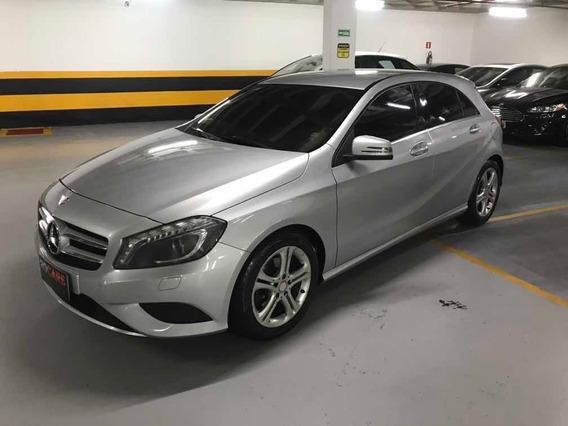 Mercedes-benz Classe A 2015 1.6 Urban Turbo 5p