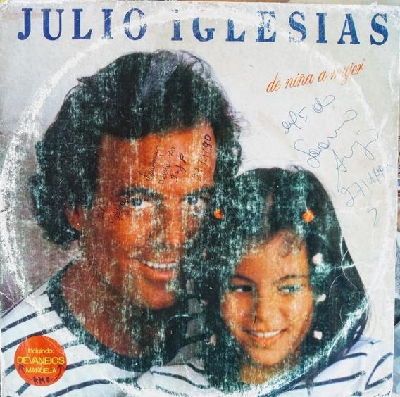 Vinil Antigo Julio Iglesias