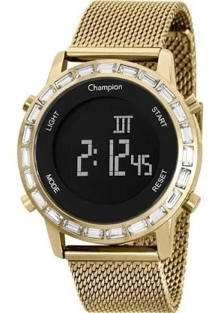 Relógio Champion Digital Feminino Ch48117h Cx Nota Fiscal