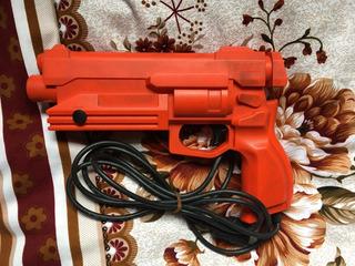 Vendo Mi Coleccion Sega Saturn Stunner Light Gun Official