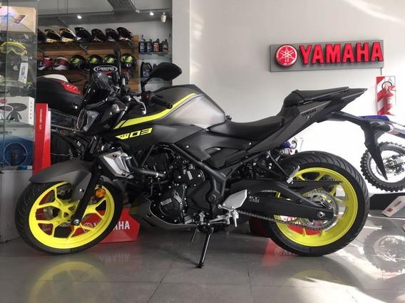 Yamaha Mt 03 Antrax