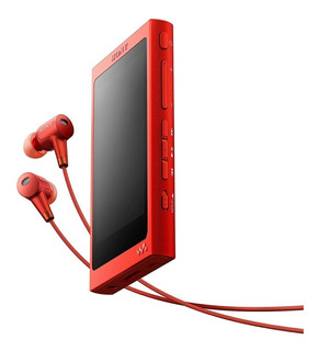Sony Walkman Mp3 Mp4 Video 16gb Touch Bt + Auriculares + 12v