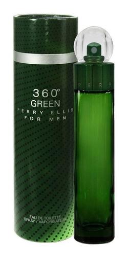 Perfume Original Perry Ellis 360 Green - mL a $1199