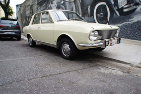 Ford Corcel I 1969 4 Portas