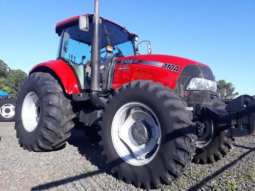 Trator Case Farmall 110a 4x4 Ano 2015