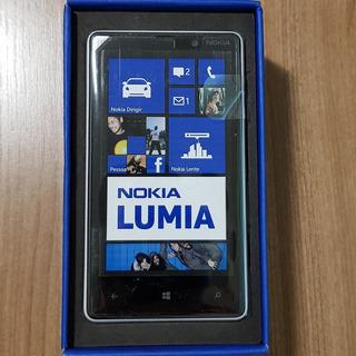 Celular Nokia Lumia 820 8gb 8mp Desbloqueado Branco Novo