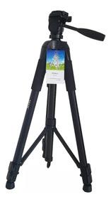 Tripe Profissional Semi Hidraulica 180 Cm Camera Filmadora