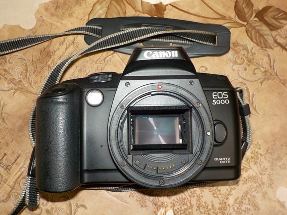 Câmera Máquina Fotográfica Canon Eos 5000 (sem Lente)