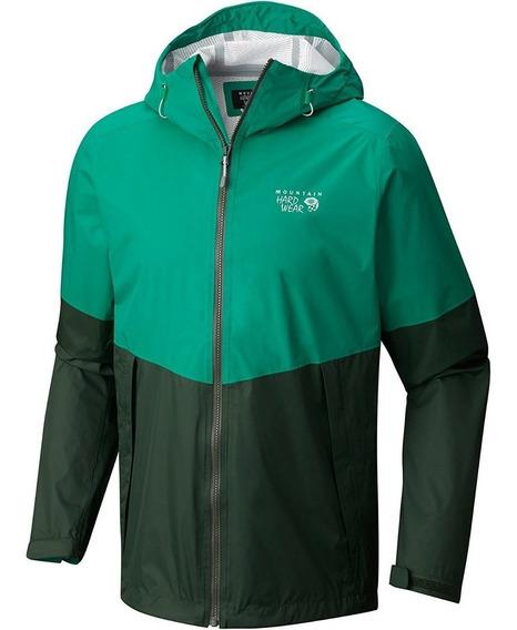 Chamarra Mountain Hardwear Exponent Jacket Impermeable