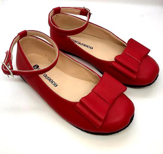 Zapatos, Ballerinas, Fiesta, Cumple, Rojo