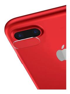 Pelicula Vidro Lente Camera Traseira iPhone 7 Plus / 8 Plus