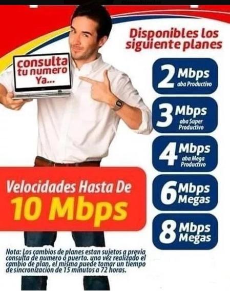 Activaciones Aba Aumento De Velocidad Internet Ilimitado