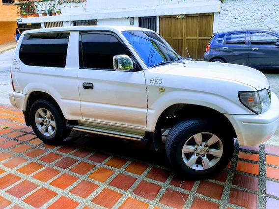 Toyota Prado Sumo 2007