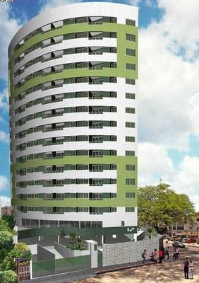 Apartamento Com 2 Dormitórios Para Alugar, 49 M² Por R$ 1.000/mês - Boa Viagem - Recife/pe - Ap0947