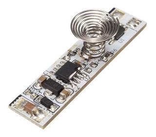 Interruptor Touch Tactil Dimmer Tira Led Mem 9-24v 30w 3a