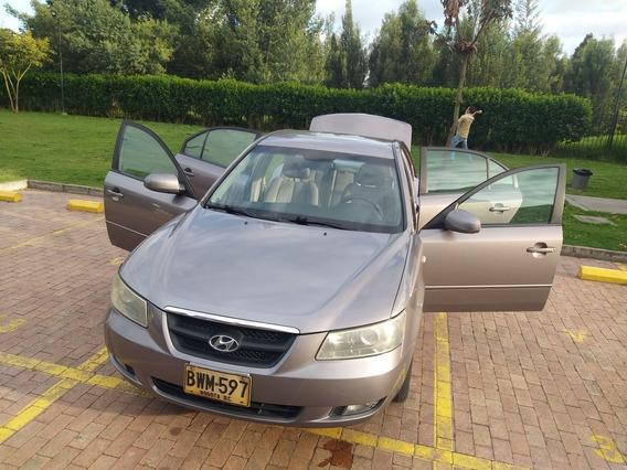Hyundai Sonata Gl 2.4 Cc