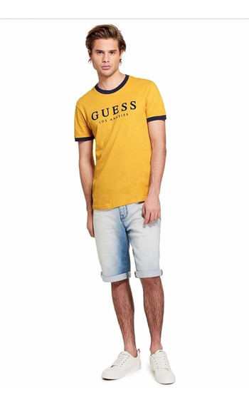 Playera Guess Los Angeles Original