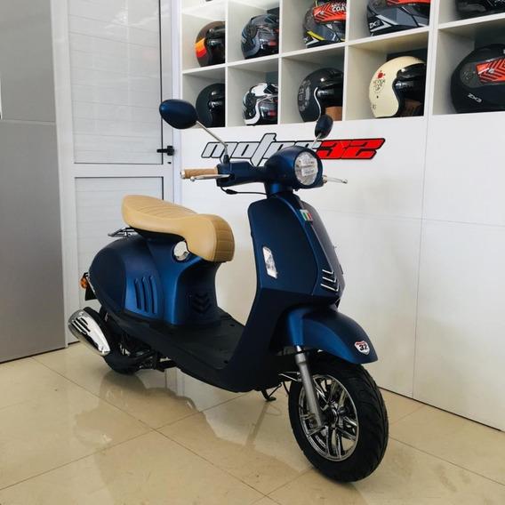Zanella Exclusive Prima 0km 2020 Con Casco - Motos 32