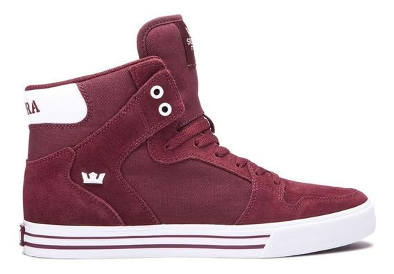 Zapatillas Supra Vaider Hombre Importadas Skate