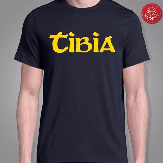 Camiseta Do Jogo Mmorpg Tibia