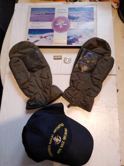 Lote Antartida Comandos Armada Y Ejercito