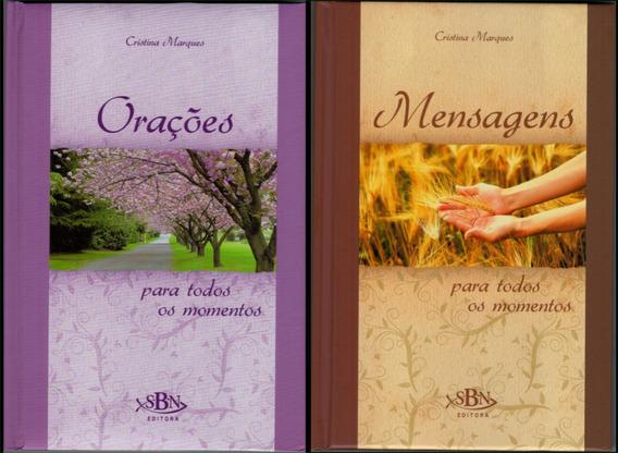 Orações E Mensagens Para Todos Os Momentos - Cristina Marque