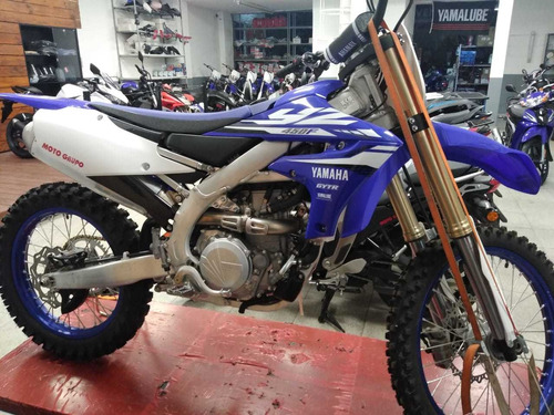 Yamaha Yz 450 F 0km Mod 2018- Recibo Permutas