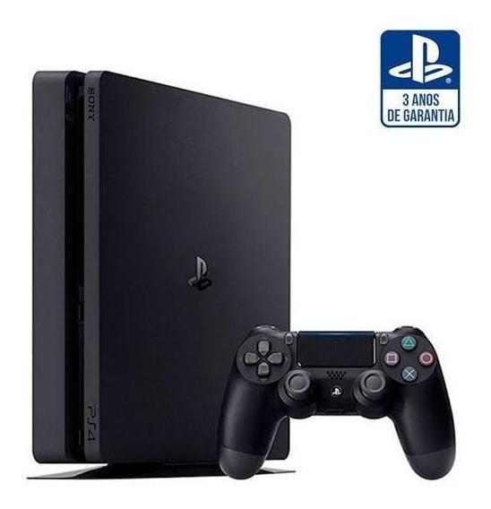 Playstation 4 Slim 500 Gb Hd