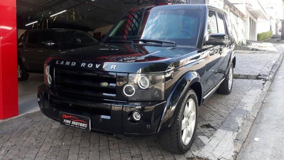 Discovery 3 4.4 Hse 4x4 V8 Automatica Top De Inha