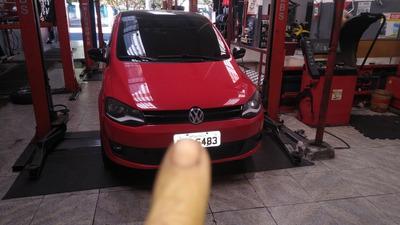Volkswagen Fox 2014 1.6 Vht Rock In Rio Total Flex 5p