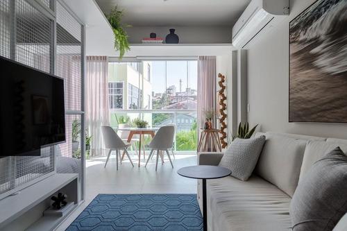 Apartamento Para Aluguel, 1 Quarto, 1 Suíte, 1 Vaga, Contorno - Salvador/ba - 1495