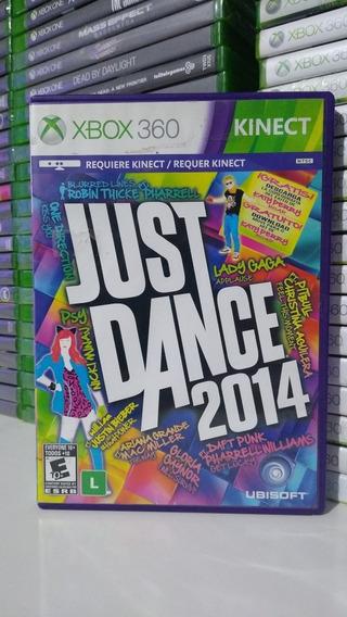 Just Dance 2014 Mídia Física Xbox 360