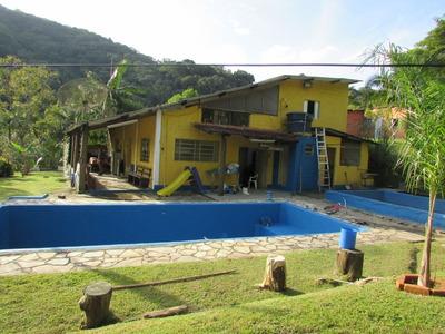Miracatu - Chácara/06 Dorm/piscina/riacho/nascente Ref 04391