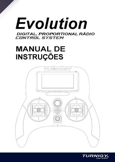 Manual Traduzido (versão Pdf) Turnigy Evolution