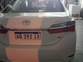 Toyota Corolla 1.8 Se-g Cvt 140cv 2017