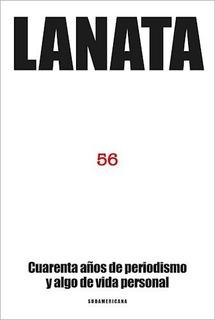 Libro 56 ( Lanata ) Cuarenta Años De Periodismo