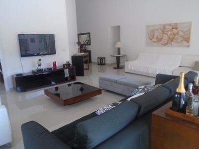Jardim Acapulco - Casa Térrea Com 5 Suítes - Ca00047 - 4575486