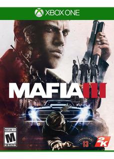 Mafia 3 Iii Fisico Nuevo Xbox One Dakmor