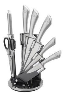 Set De Cuchillos X 8 Pcs Hogar Royal Salute