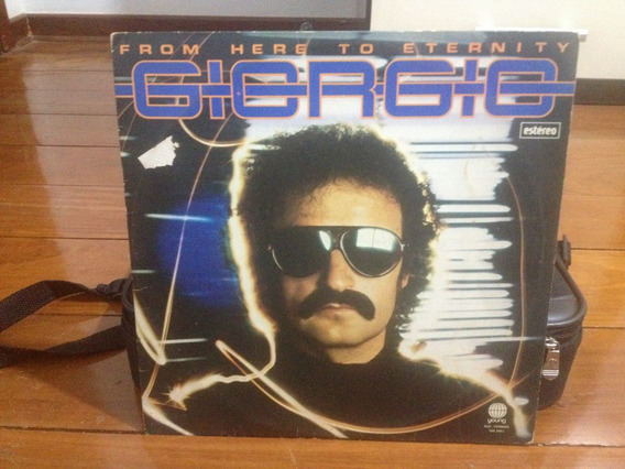 Lp/ Vinil - Giorgio - From Here To Eternity - 1977