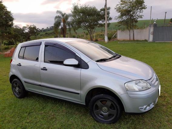 Volkswagen Fox 1.6 Plus 4 Portas Completo Novíssimo!!!